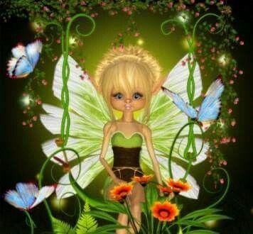 Flower faerie