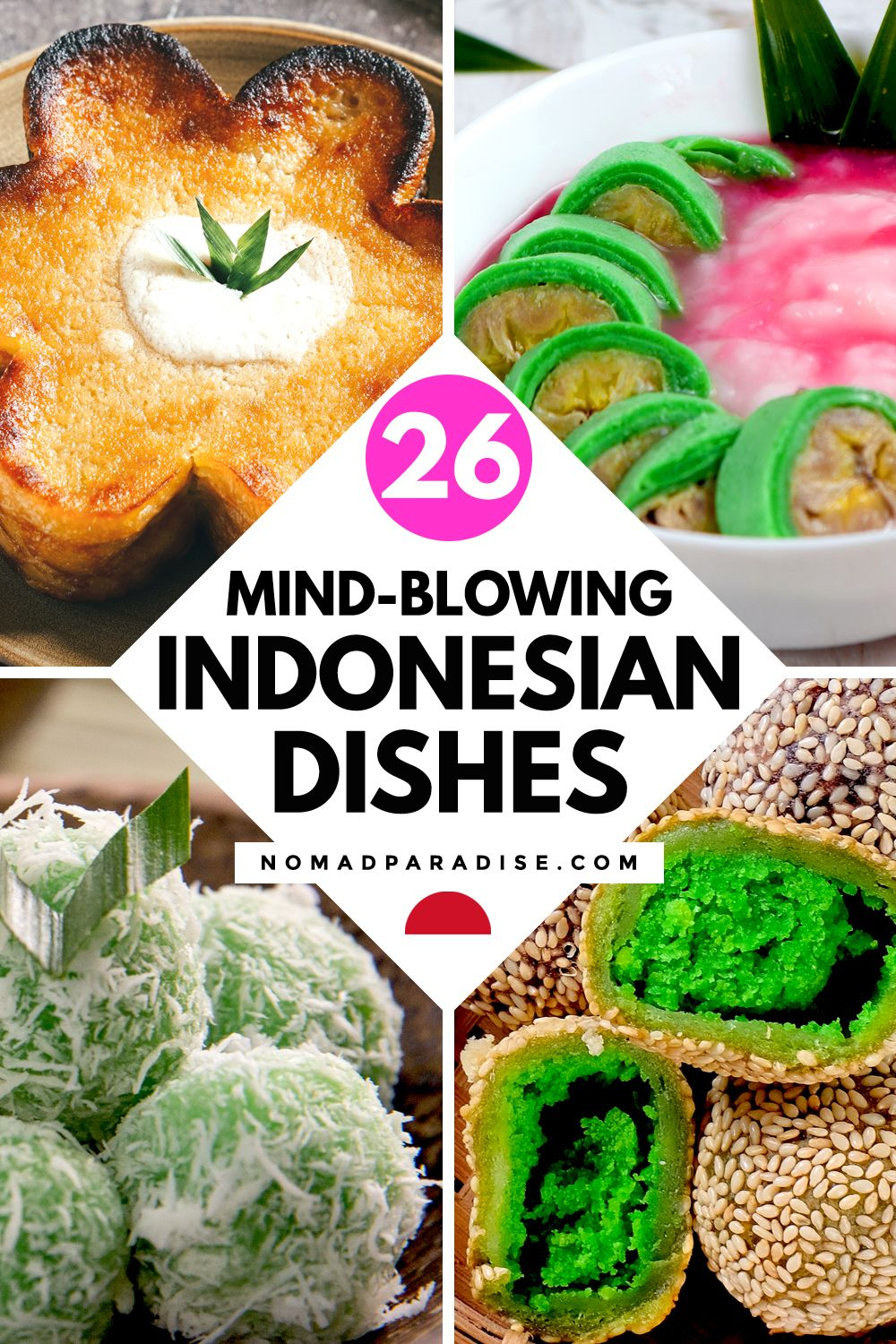Popular Indonesian Food Indonesian Food Indonesian Desserts Food