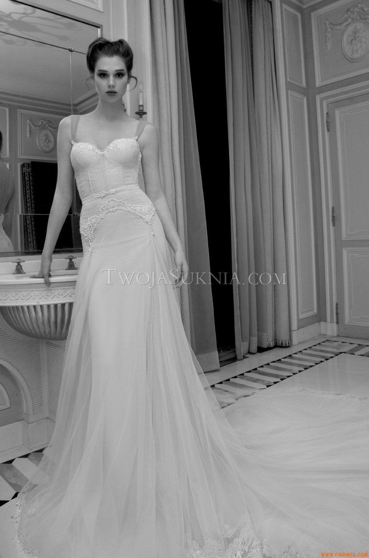 Vestidos de noiva Inbal Dror BR-13-16 Paris 2013