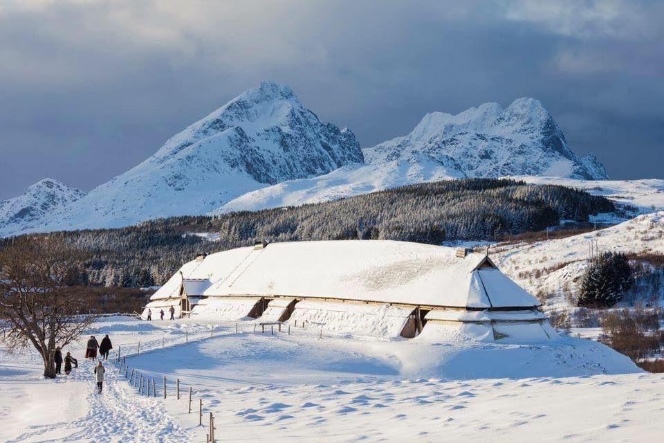 людей музей викингов лофотр фото рацию можно купить