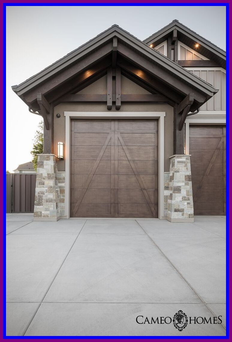 50 Reference Of Garage Doors Mission Style In 2020 Garage Doors Craftsman Style Garage Doors Garage Door Design