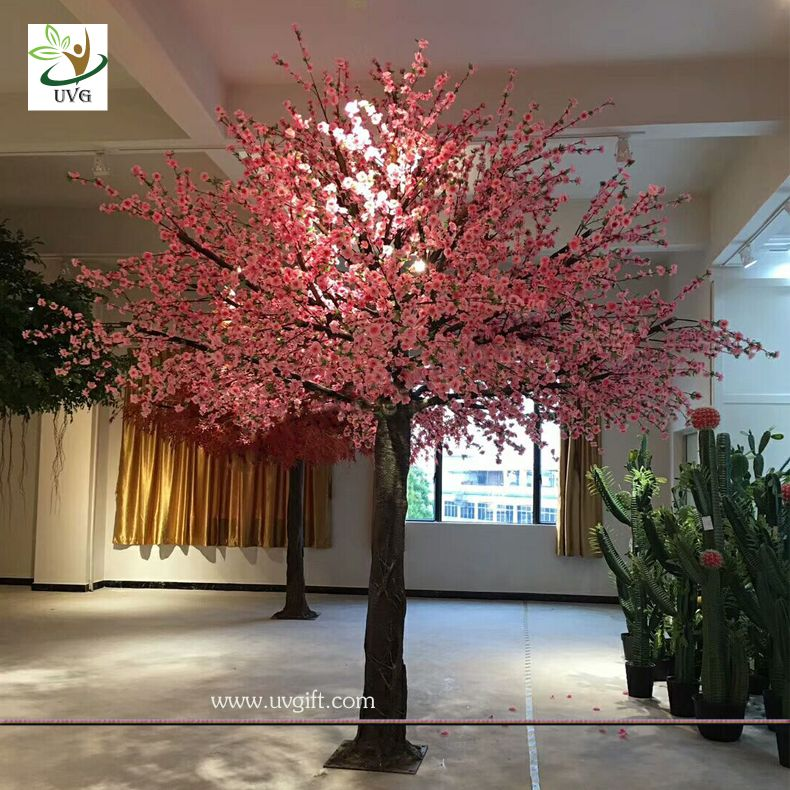 Uvg Event And Wedding Indoor Artificial Trees With Cherry Blossom Fake Flowers For Sale Chr171 Fake Indoor Trees Flowers For Sale Fake Flowers