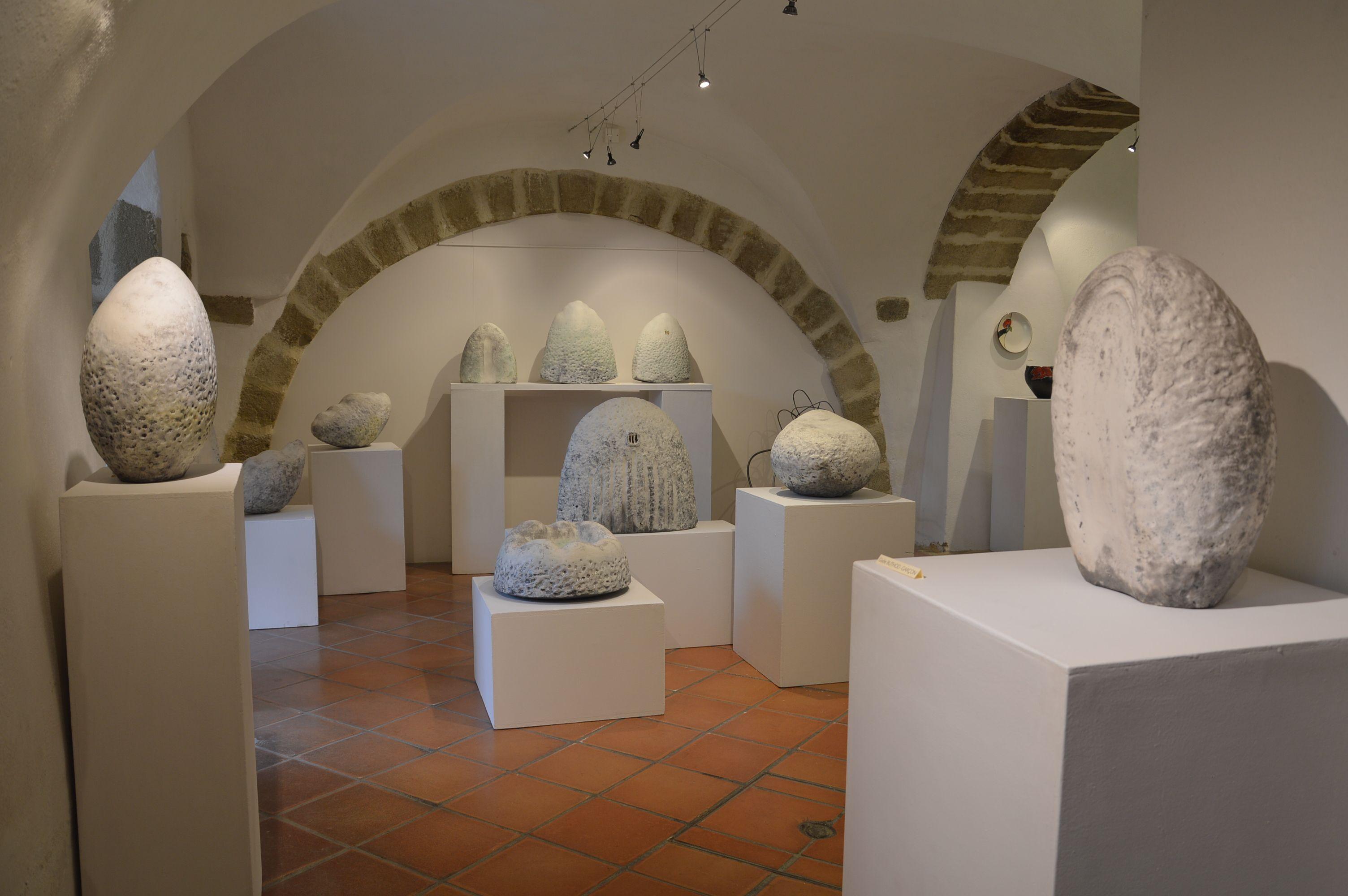 Vue de l'exposition, Gisèle Buthod-Garçon