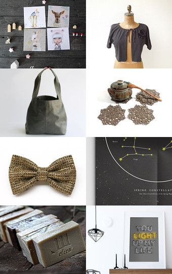 Stars  by Ilona on Etsy--Pinned+with+TreasuryPin.com