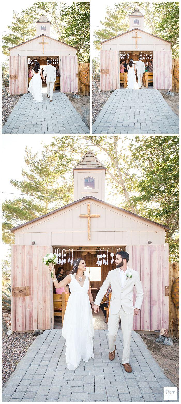 Desert Wedding Venues Little Chapel Of The West