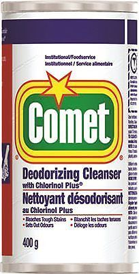 Comet Powder Disinfectant Cleanser 21oz Can Per 12 Can Pinterest