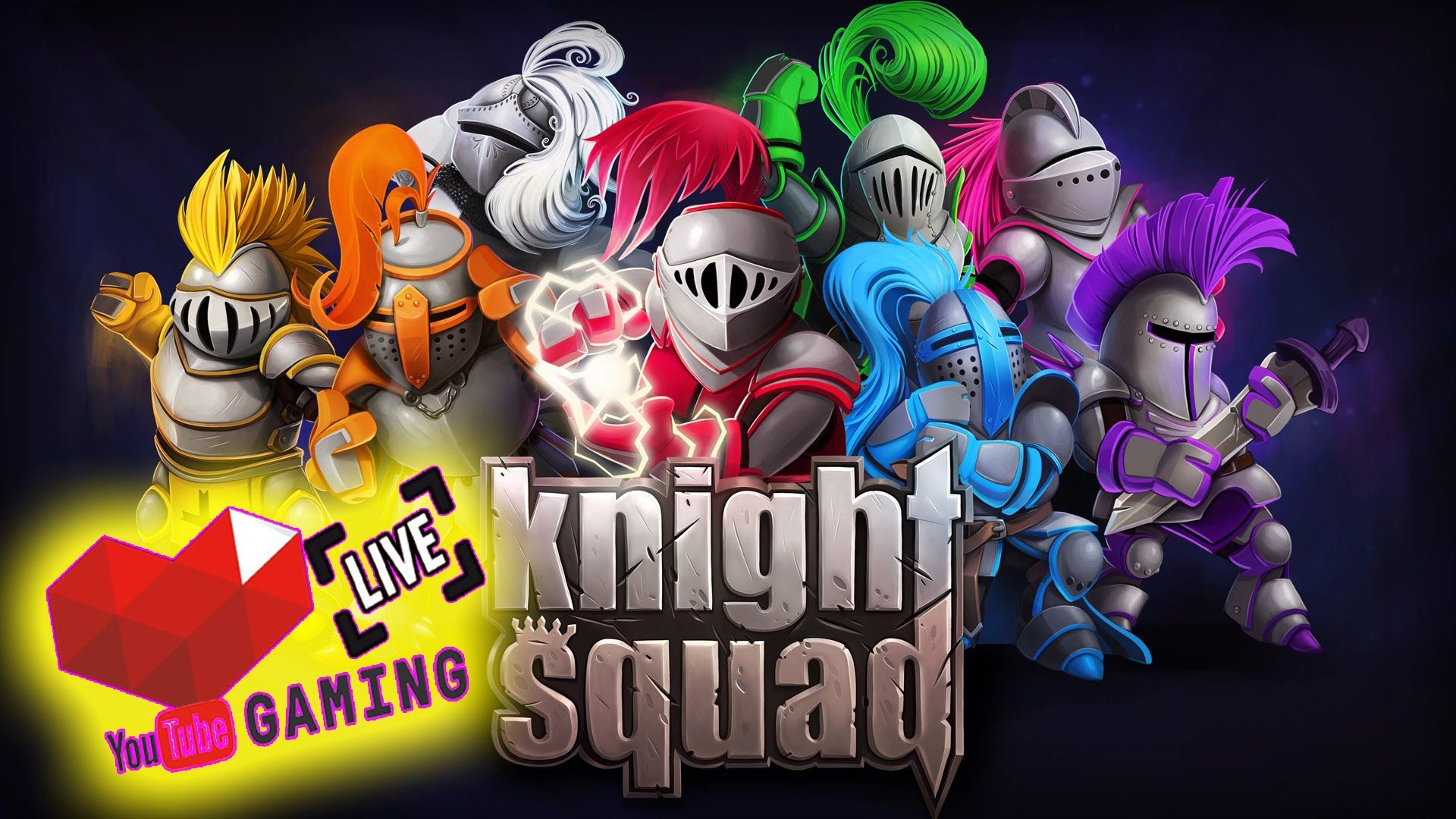 Knight Squad Xbox One Live Gameplay Youtube