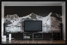 Photowallinspiration for our cottagein the mountains