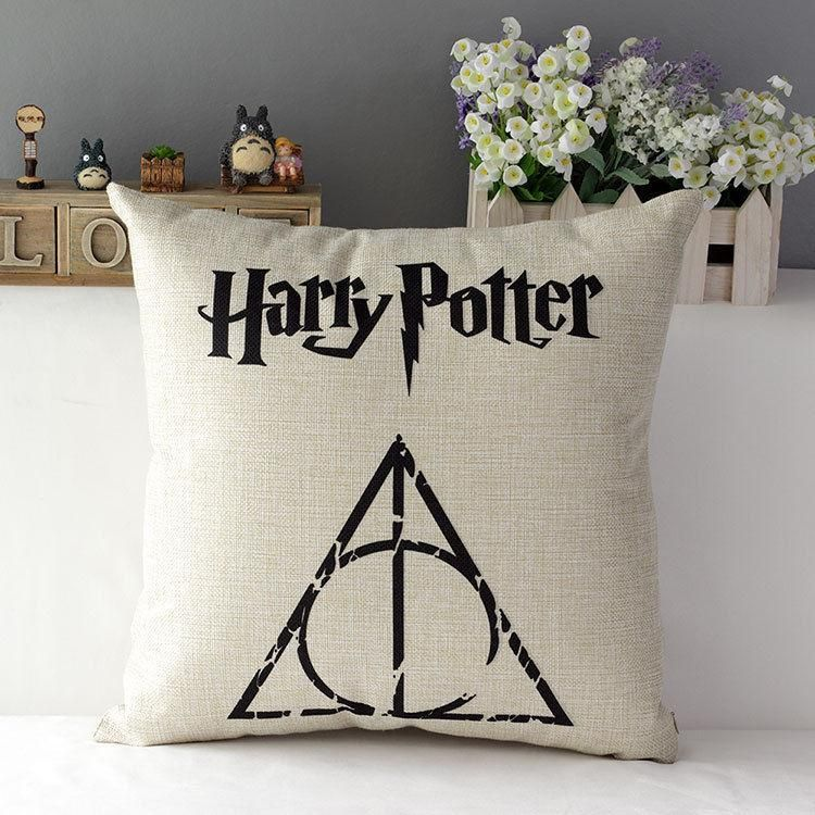 Harry Potter Decorative Throw Pillow