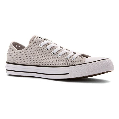 Converse Chuck Taylor Perf Canvas Low Top Sneaker Women's Mouse
