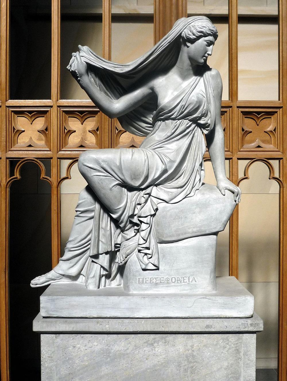 Tieck Persephone Category Statues Of Persephone Wikimedia Commons Persephone Art Greek Goddess Statue Persephone