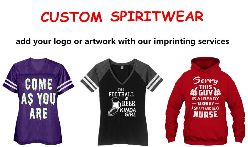 Custom Spiritwear from NYFifth
