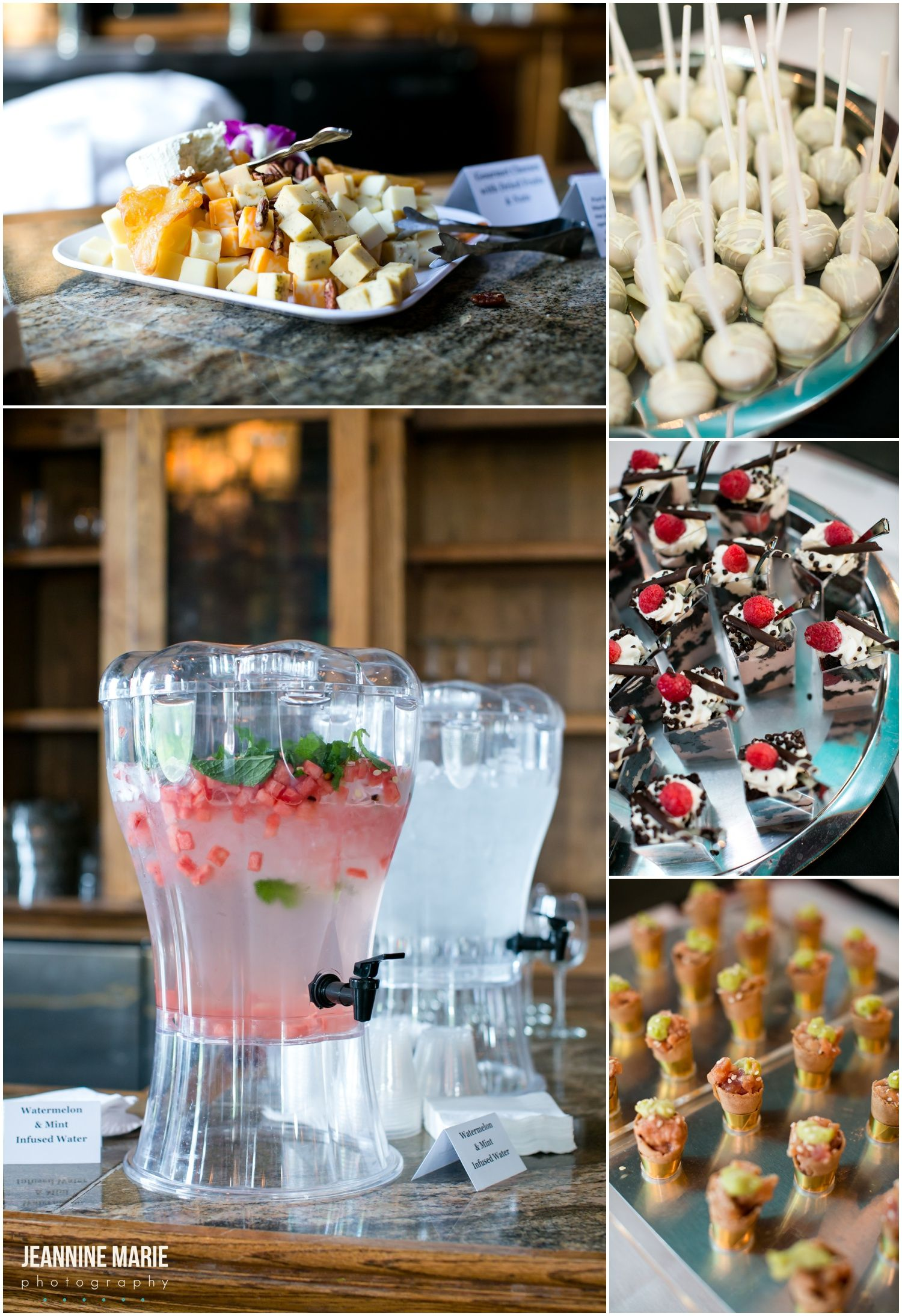Mintahoe Catering Hosts A Tasting At Nicollet Island Pavilion In Minneapolis MN Photographed By Jeannine Marie Photography Twin Cities Wedding
