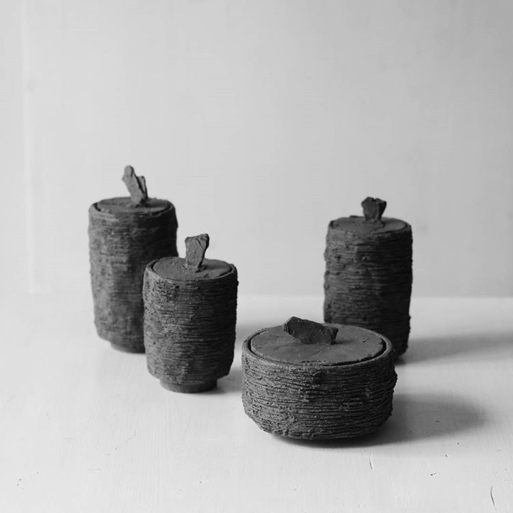 New Stuff Photo Annika Van Schorr Ceramic Pottery Art