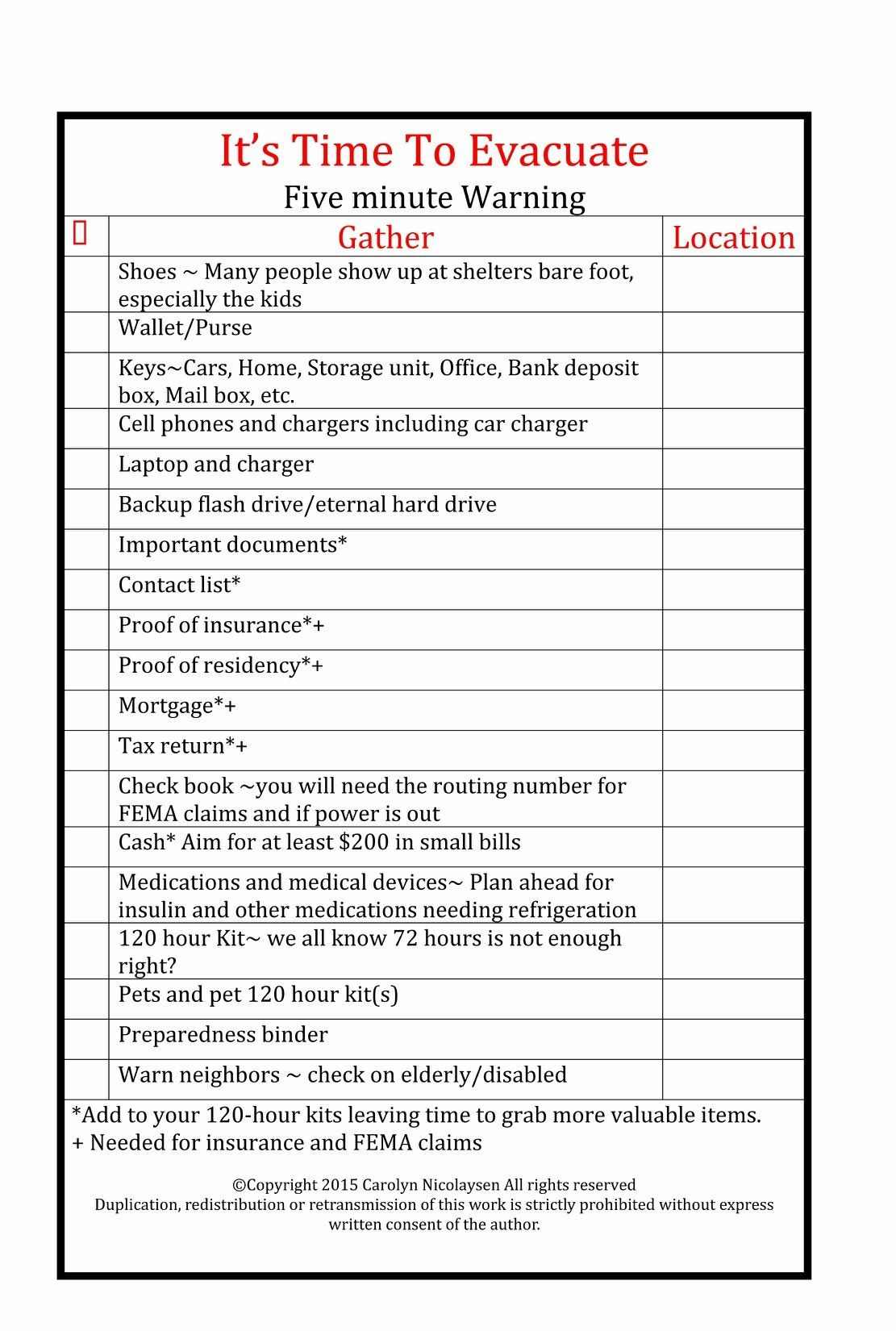 Pin By Amy Ayres On Prepared Emergency Prepardness Emergency Preparedness Kit Emergency Plan