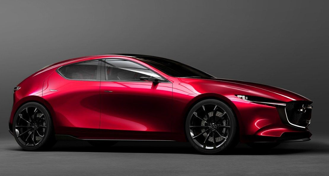 2018 Mazda Kai Concept And Price 2017 Car Reviews