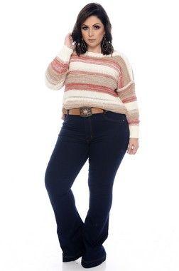04bc4b50c Blusa Plus Size Florenza   Daluz Plus Size - Loja Online - Daluz Plus Size