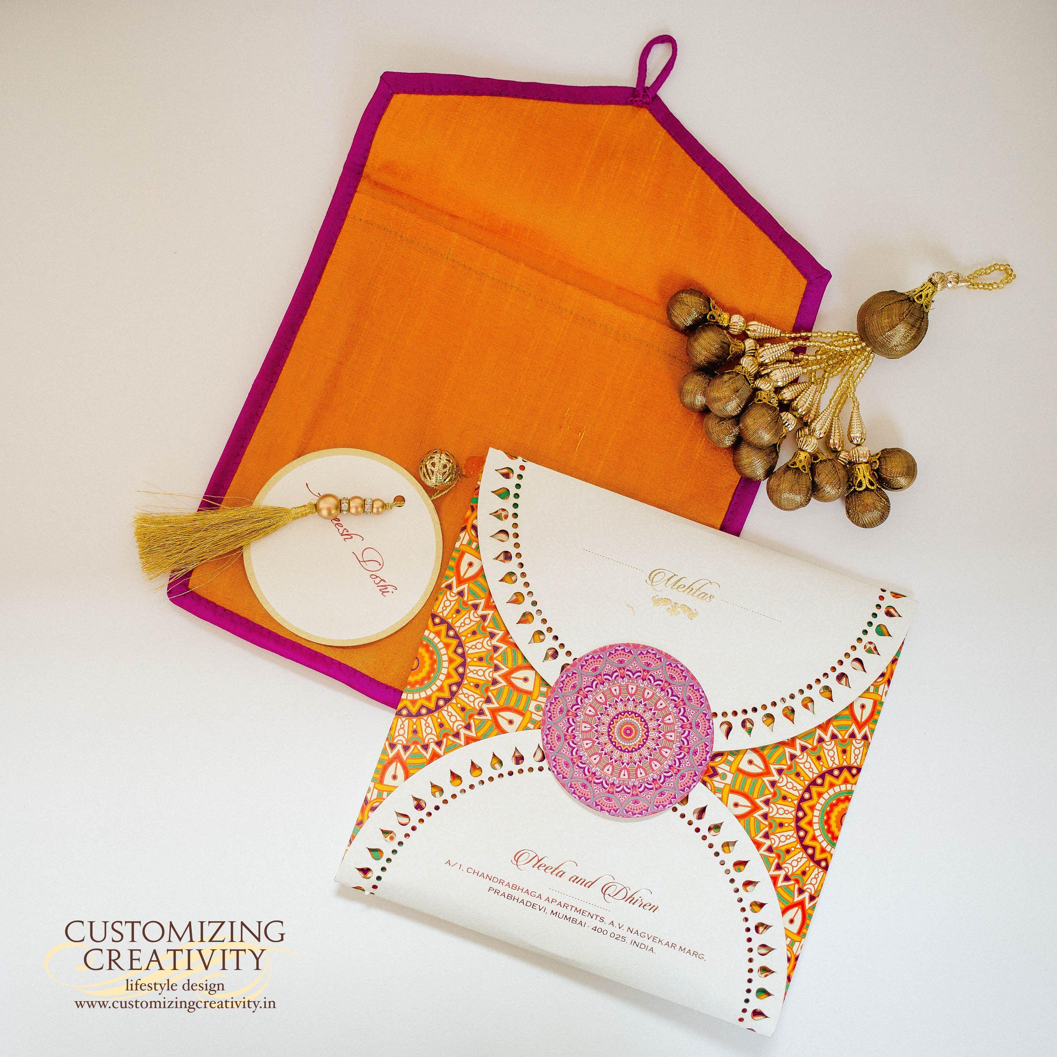 Customizing Creativity Info Review – Indian Wedding Cards Mumbai
