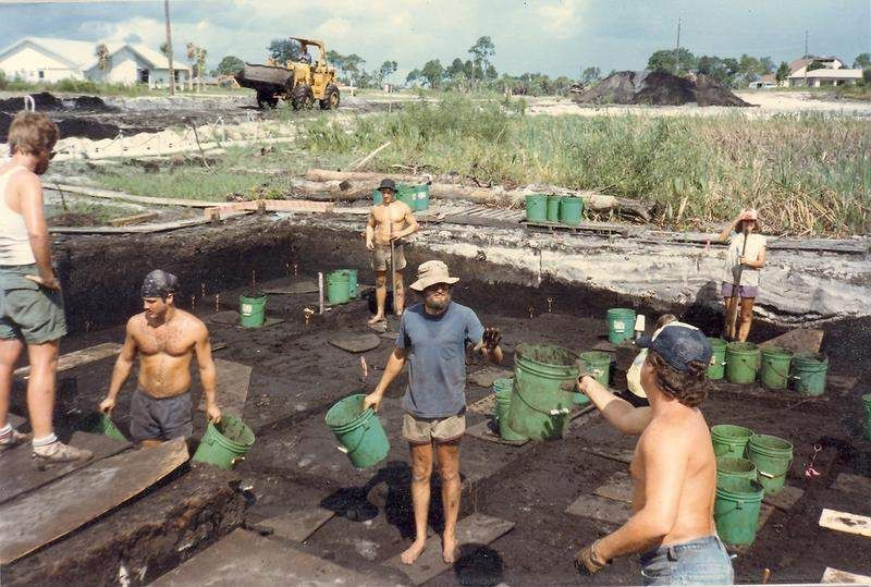 Florida Frontiers Windover dig broke ground on ancient