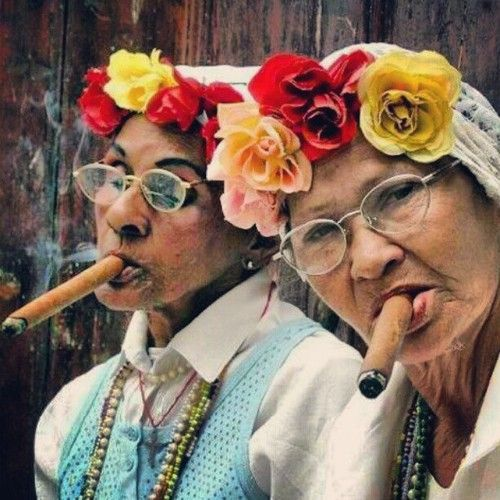 don't forget to have fun... always.  my sisters and I 70 years from now.