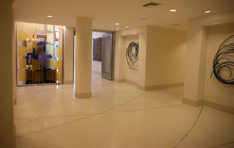 Project Name: Moda North Bay Village General Contractor: KAST Construction Company LLC Architects: RD Jones & Associates Read more about this project on the Doyle Dickerson Terrazzo Portfolio page http://www.doyledickersonterrazzo.com/portfolio/hospitality/moda-north-bay-village/ #terrazzo #flooring #design #contractor #epoxy #terrazzocontractor #residential #apartments #interiordesign