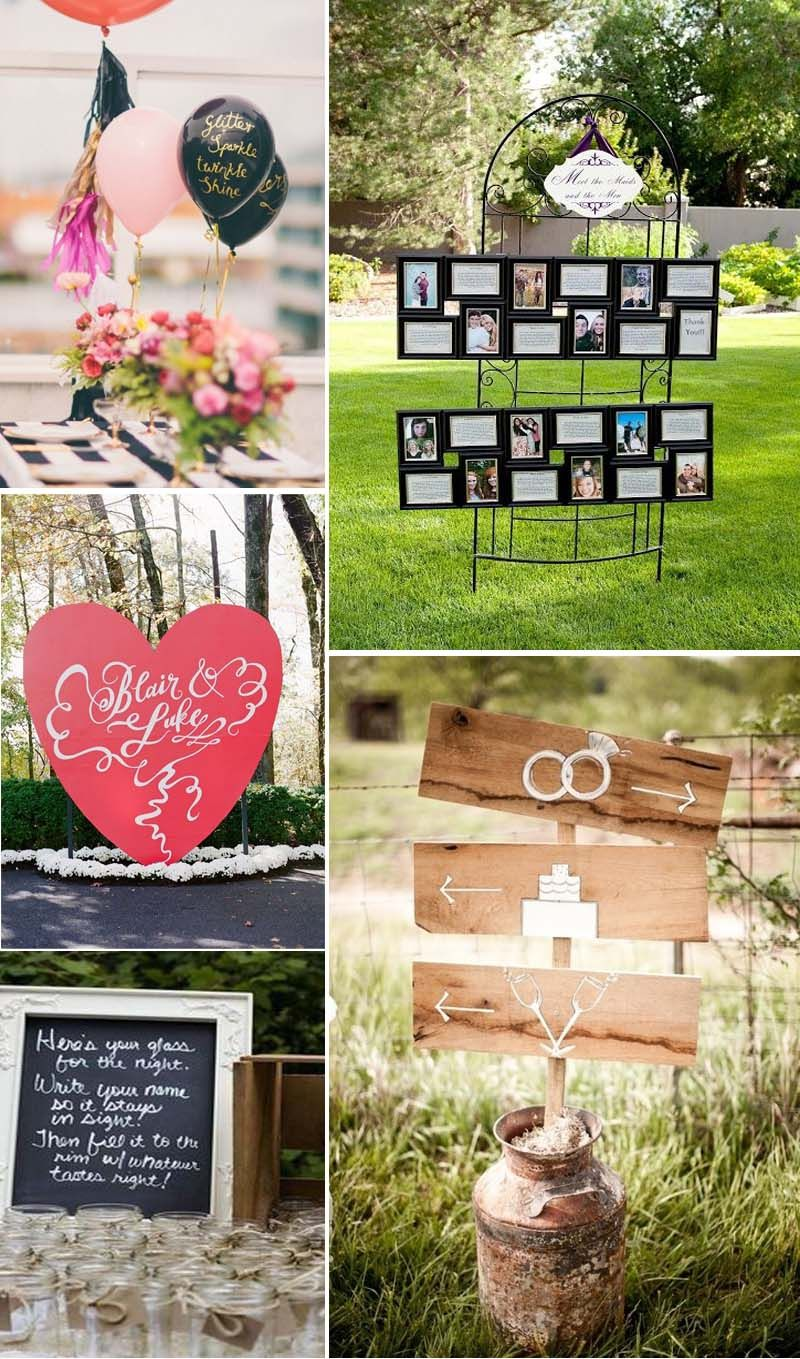 5 Creative Wedding Ideas | Yes Baby Daily   Http://www.yesbabydaily