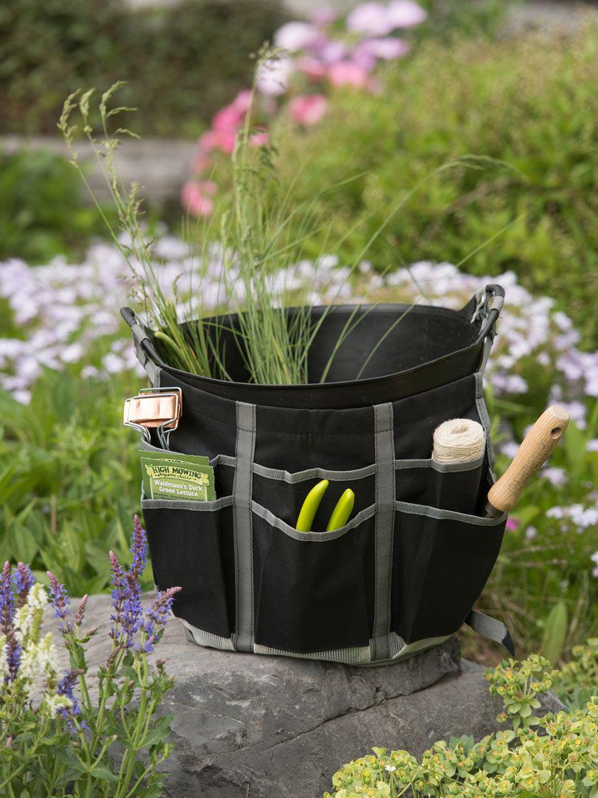 Tubtrug Tool Organizer Gardener S Supply Pomysly