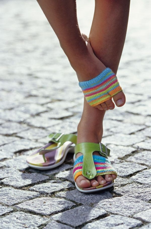 Photo of Bikini socks – HANDMADE Culture