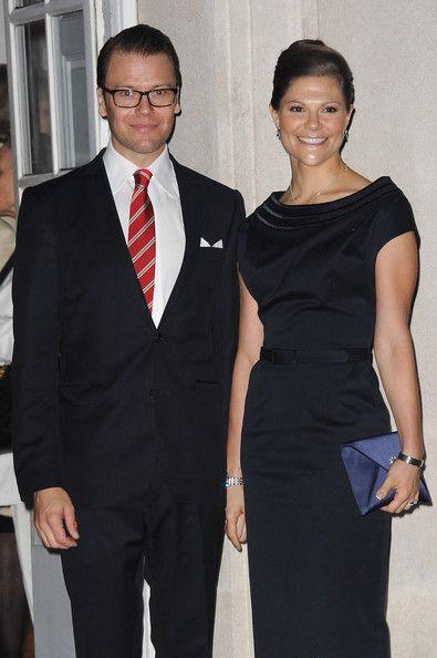 Princess Victoria Photos: Crown Princess Victoria Of Sweden 'Visits The Swedish Institute In Paris