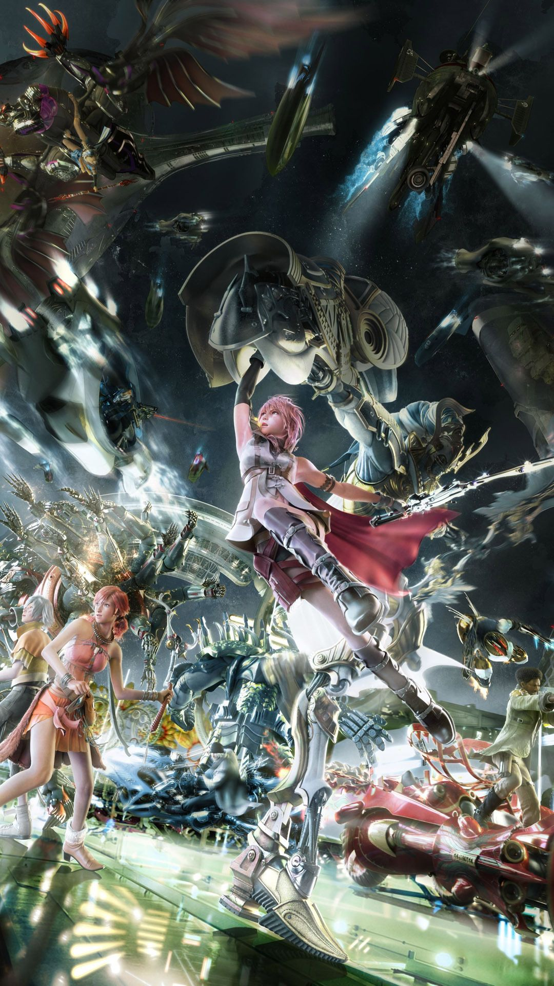 545 Best Lightning S Final Fantasy Xiii Images In 2020 Final