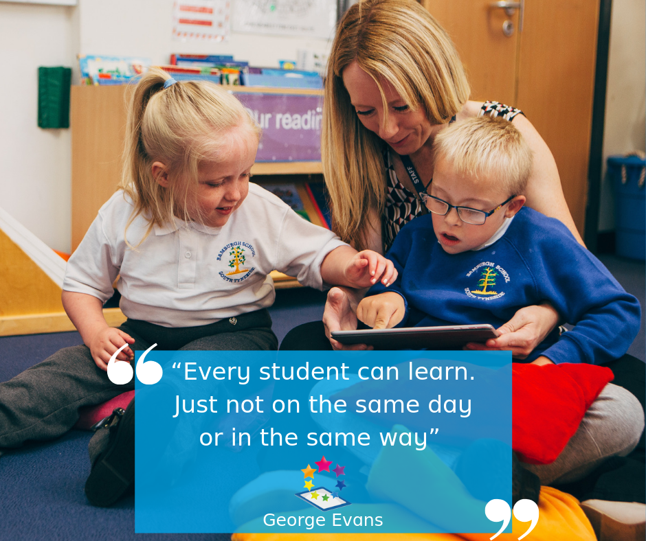 Technology allows us to adapt curriculums so children can reach their full potential, giving them the confidence to become independent and empowered in their learning journey. This is everything that Special iApps encourages ⭐