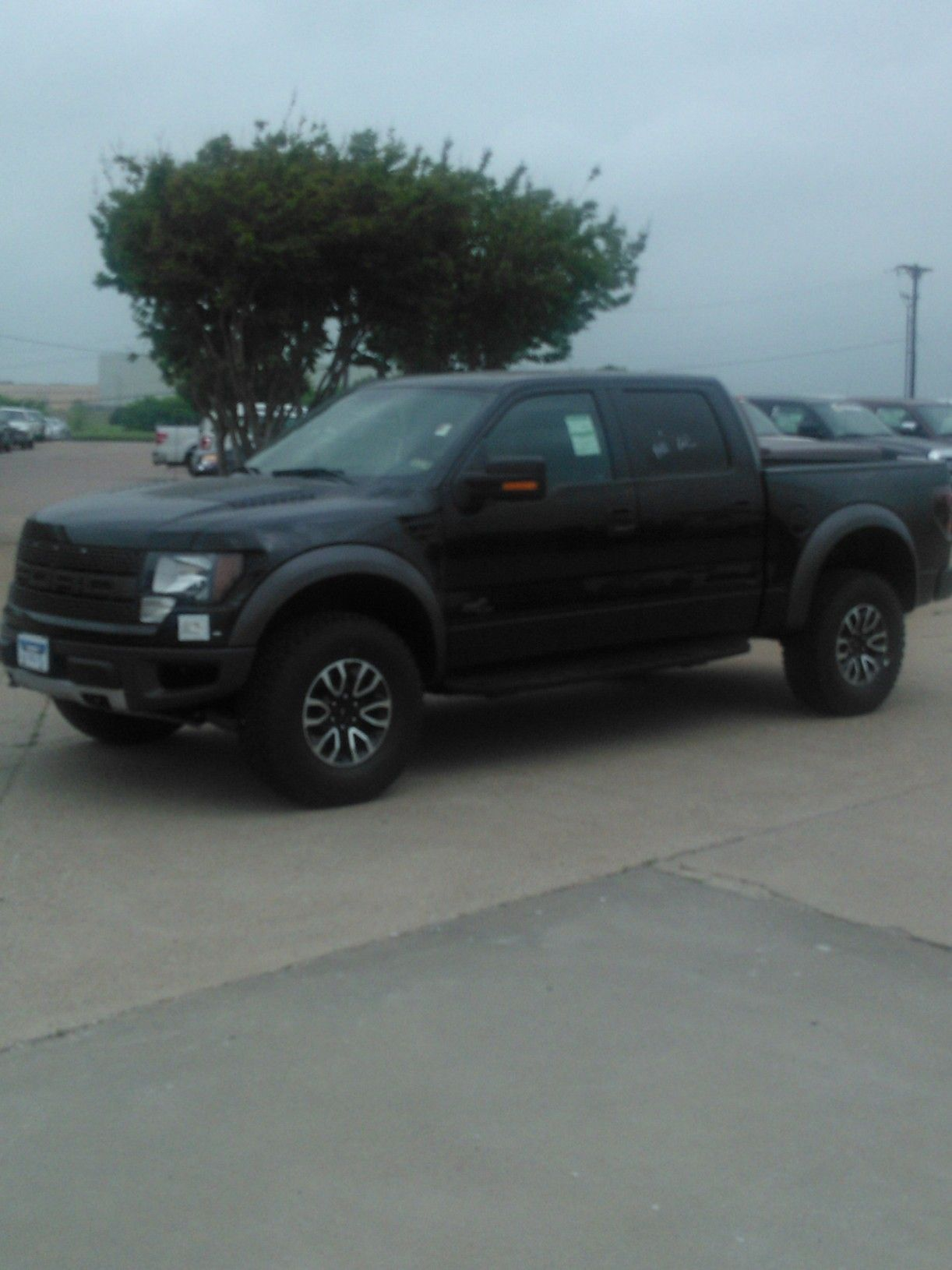 "2012 Raptor!! 4.2"" LCD Touchscreen, Auto dim rearview"