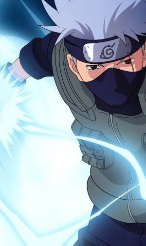Photo of See images of Kakashi character from the anime Naruto and learn to like the an …