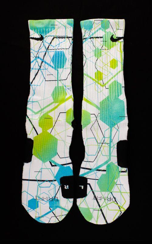 433c0cbb8a8b Custom Nike Elite Socks Website Thesockgame.com - Highest Quality Custom  Elites   Socks — 2015 ALL STAR PACK LEBRON 12