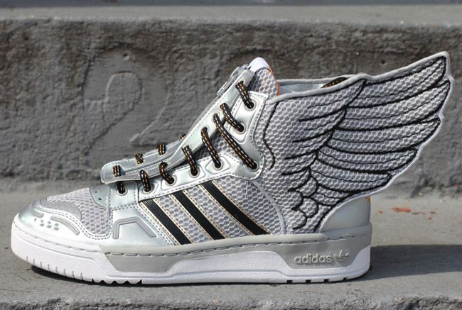 "JS Wings 2.0 ""NASA"" by Jeremy Scott 