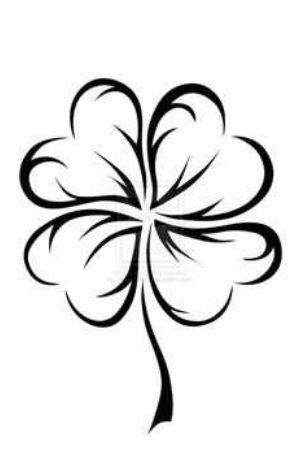Pin de Seira Rincón en Arte   Pinterest   Clover tattoos, Tattoos y ...
