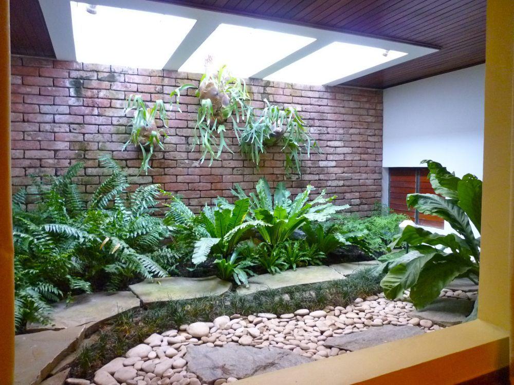 Jardin jard n pinterest jard n for Jardines interiores modernos
