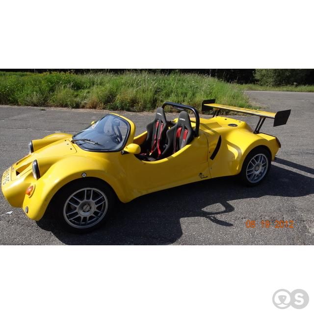 What Is Caterham Like: Looks Like A Caterham And An Elise Had A Baby
