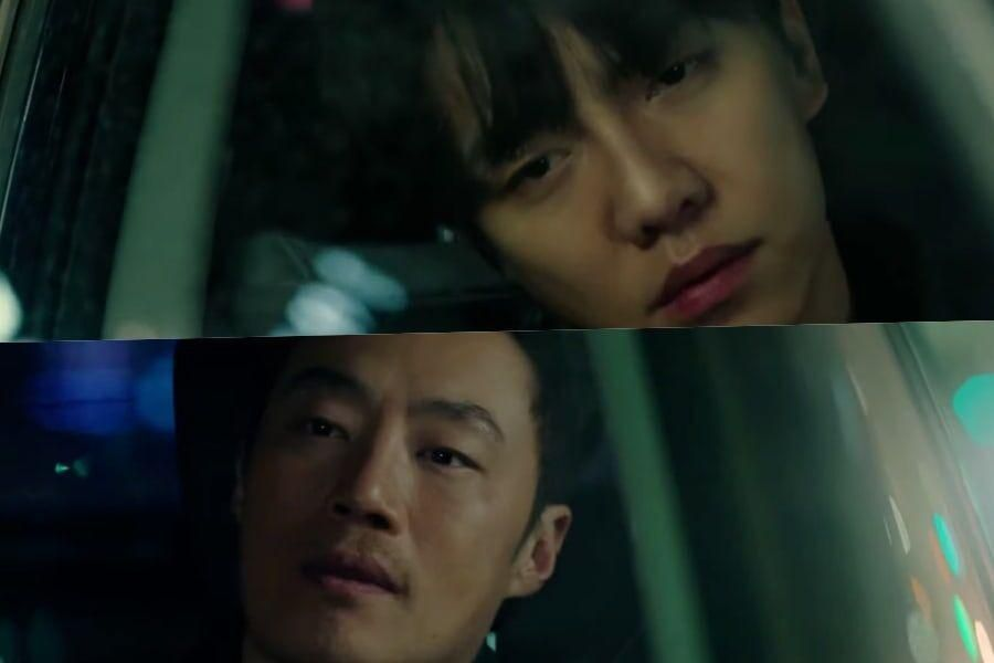 Watch: Lee Seung Gi Faces A Crisis As He Goes On The Hunt With Lee Hee Joon In Upcoming Drama Teaser