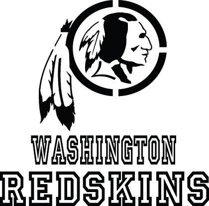 Washington Redskins Football Logo