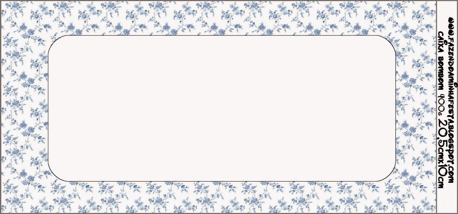 Shabby Chic Celeste: Etiquetas para Candy Bar para Imprimir Gratis ...