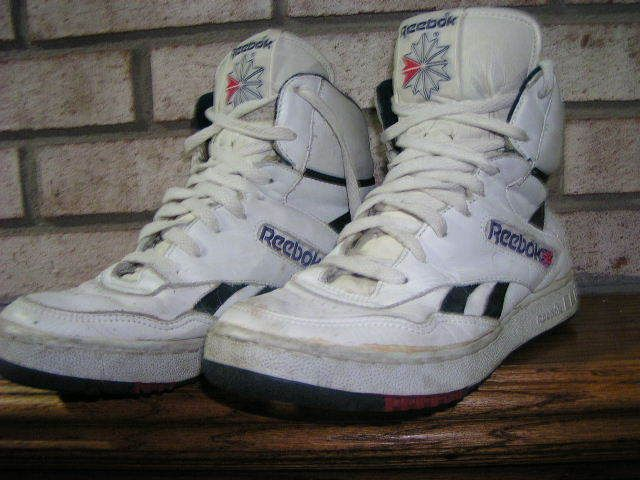 Reebok BB4600 High Top | Memories | Pinterest | High tops, Reebok and 80 s