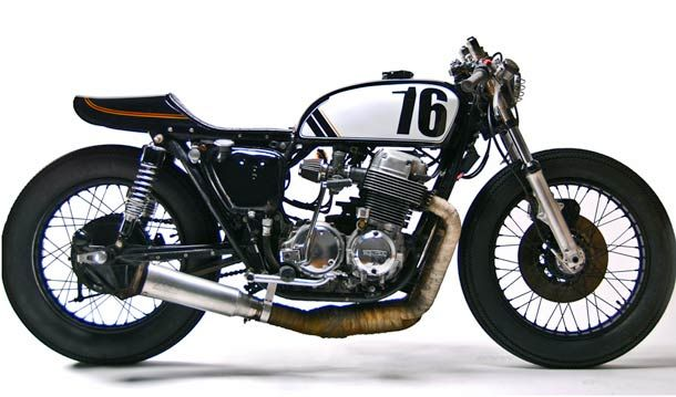 Exact same bike I have except this one has some customization on it...which is awesome. custom 1976 Honda Cb750