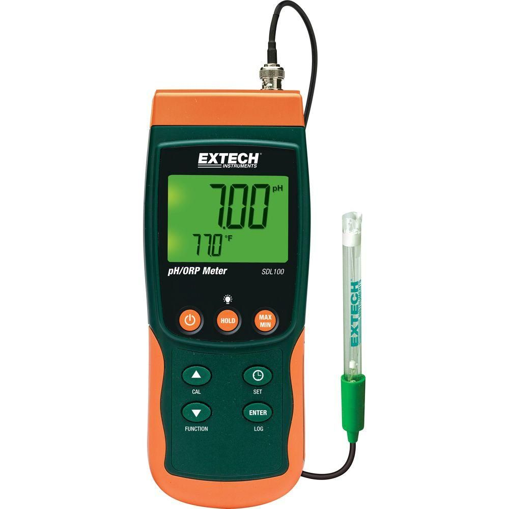 Ph Orp Meter Sd Logger Sd Data Logger And Instruments