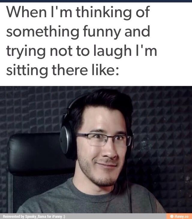 I Know That I Already Pinned This But Today In End Of Year Testing I Thought Of Mah Pelvis And Was Sitting At The B Markiplier Memes Markiplier Darkiplier