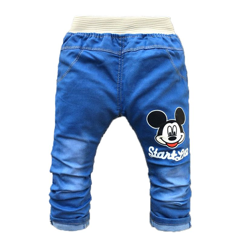 675380b8dd7 Awesome Baby Pants Summer Baby Boy Clothes Cartoon Kids Clothing Infant  Girls Trousers Fashion Spring Baby Jeans for 2-4 Years Old -   - Buy it Now!