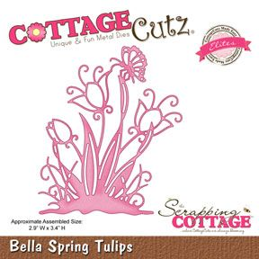 The Scrapping Cottage - Where CottageCutz are Always Blooming - CottageCutz Elites