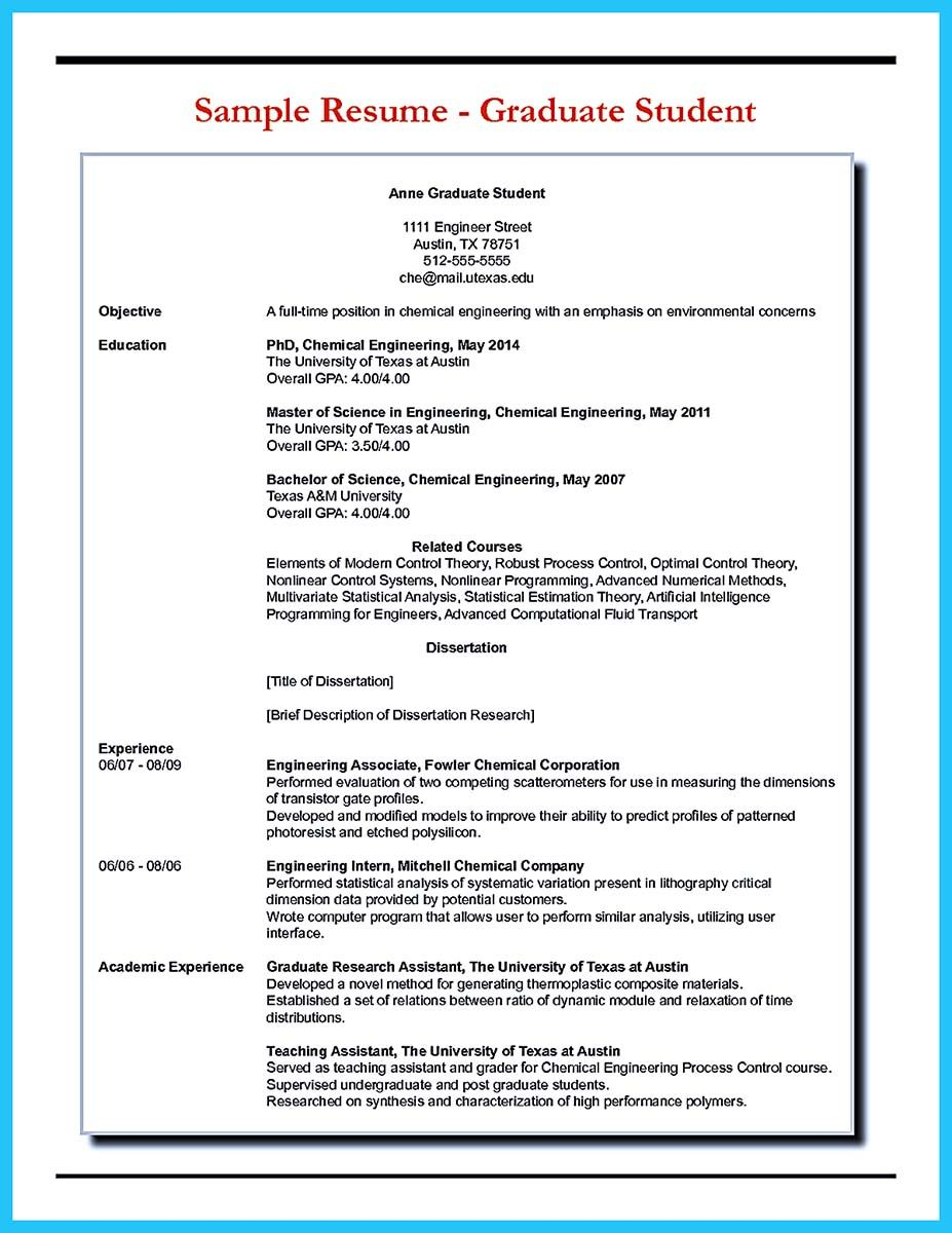 Cool How Professional Database Developer Resume Must Be Written Student Resume Template Student Resume Student Jobs