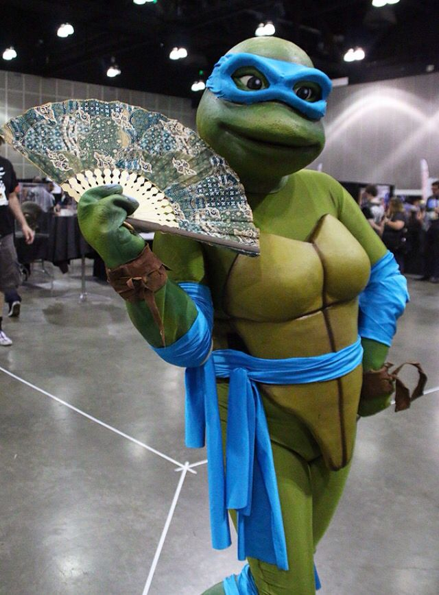 Teenage Mutant Ninja Turtles Cosplay With Johnny Huang, Pedro Dfwlx Murillo, Baback Moussavi, Daniel Bravo