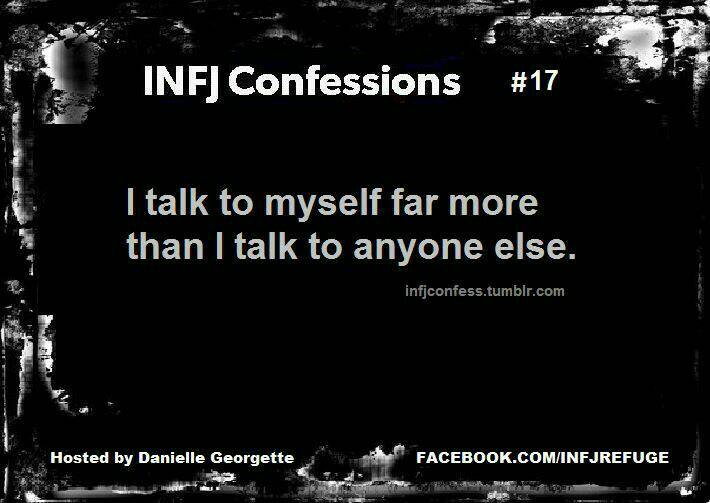 INFJ Anonymous on Twitter